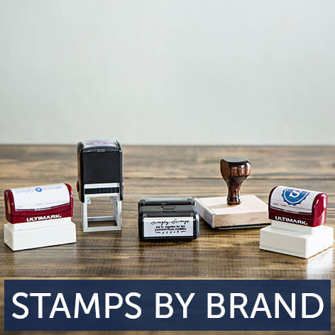 Rubber Stamps Ink
