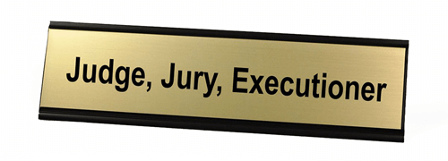 Judge Jury Executioner 904 Custom