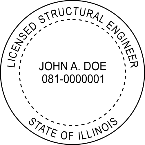 State of Illinois Structural Engineer