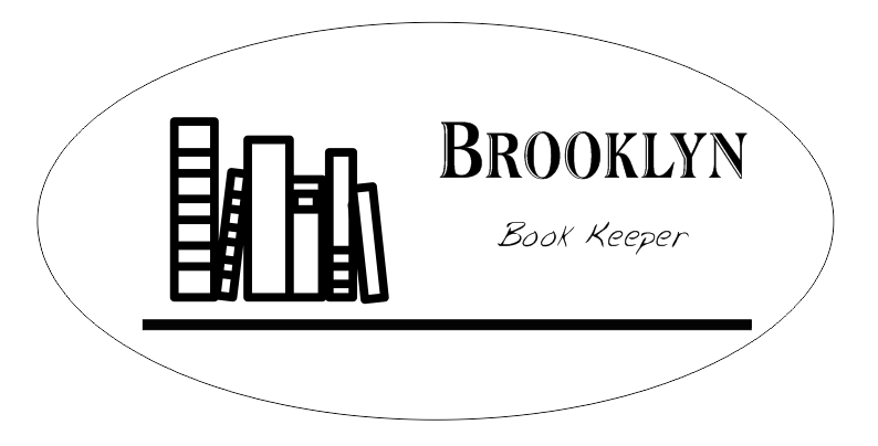 Book Store 2 Line Oval Name Tag
