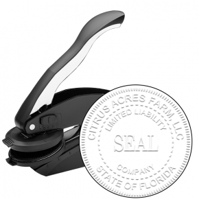 Limited Liability Company Seal Embosser