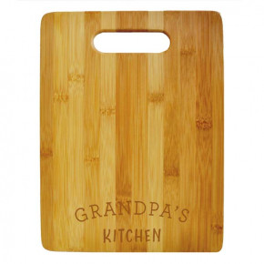 Grandpa's Kitchen Large Cutting Board