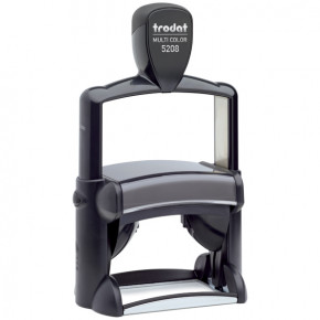 Trodat Professional 5208 | Ideal 6800 Self-Inking Text Stamp Model Body