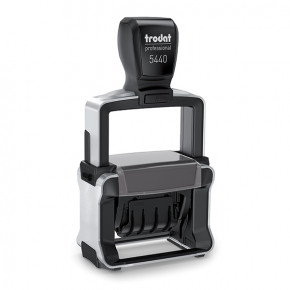 Trodat Professional 5440 Custom Self Inking Dater Stamp Model Body