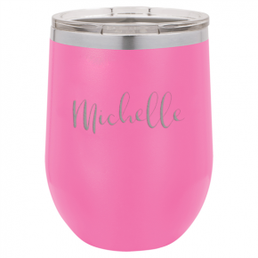 Personalized Name Juice Wine Tumbler