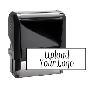 Custom Small Rectangle Logo Stamp