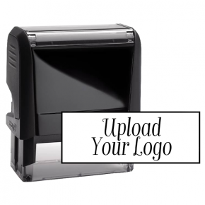 Custom Medium Rectangle Logo Stamp