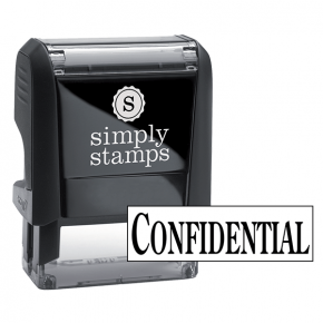 Confidential Stock Stamp