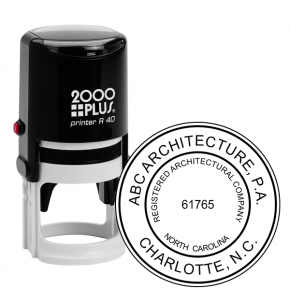 State of North Carolina Architectural Firm