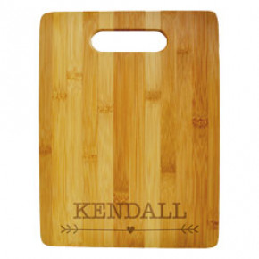 Love Arrow Large Cutting Board