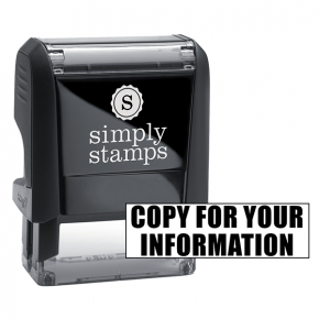 COPY FYI Stock Stamp