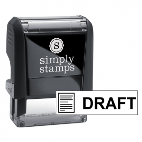 DRAFT Document Stock Stamp