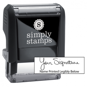 Nurses Signature Stamp - Self-Inking