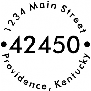 Round ZIP Address