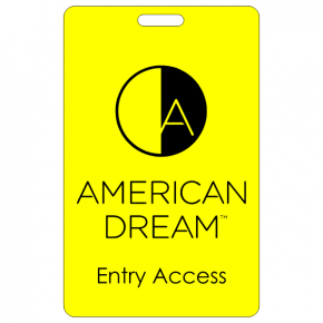 American Dream Entry Access ID