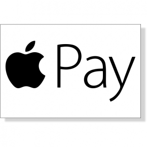 """Apple Pay Decal 