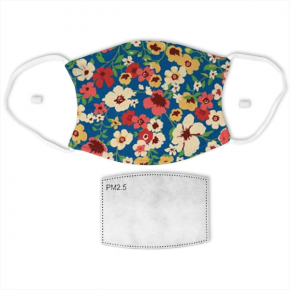 Ditsy Floral Print Adult Face Mask