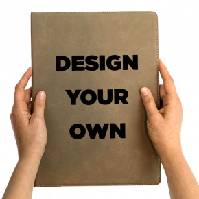 Create Your Own Design Leatherette Portfolio