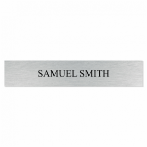 Exelon Corporation - 1.5x8 Name Plate
