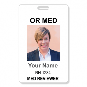 MAXIMUS - OR MED Photo ID