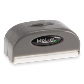 MaxLight Custom Pre-Inked Stamp - MAX-XL42 -  Black Ink