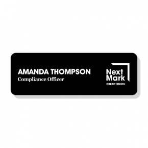 Next Mark Credit Union - Name Tags