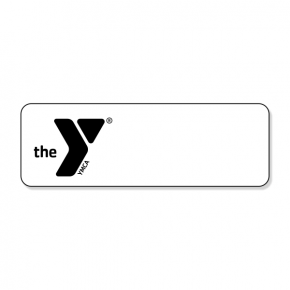 YMCA of the Greater Twin Cities - Logo Only Name Tag