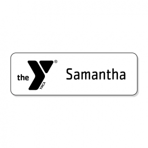 YMCA of the Greater Twin Cities - 1 Line Name Tag