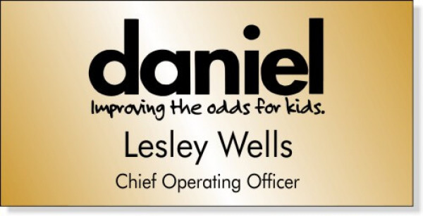 Daniel Kids Badge