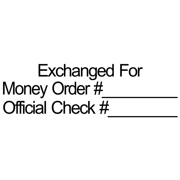 Citizens Bank & Trust - Exchanged For Stamp