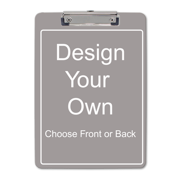 Personalized Full Color Clipboard (Letter) 12.5