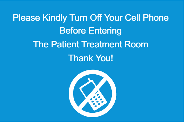 Kindly Turn Off Cell Phone - 8