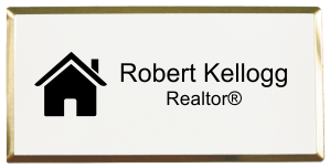 Realty Name Tag