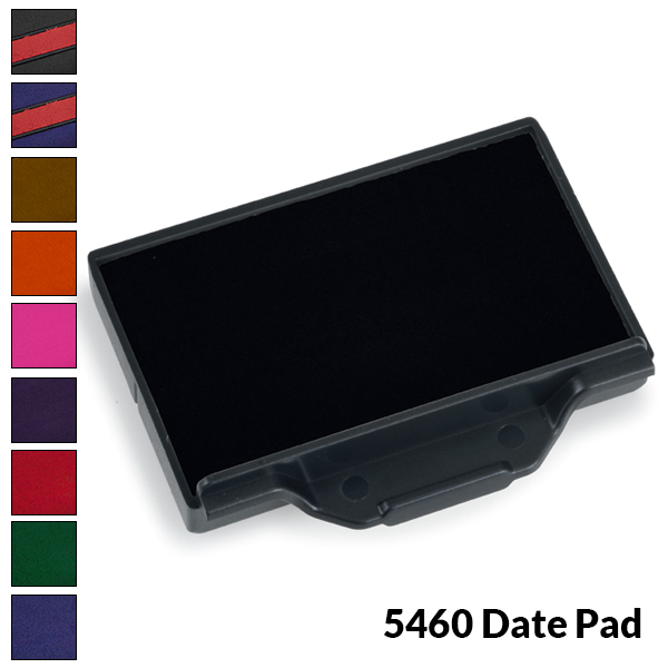 Trodat 5460 - Ink Pad - Large Dater Stamp