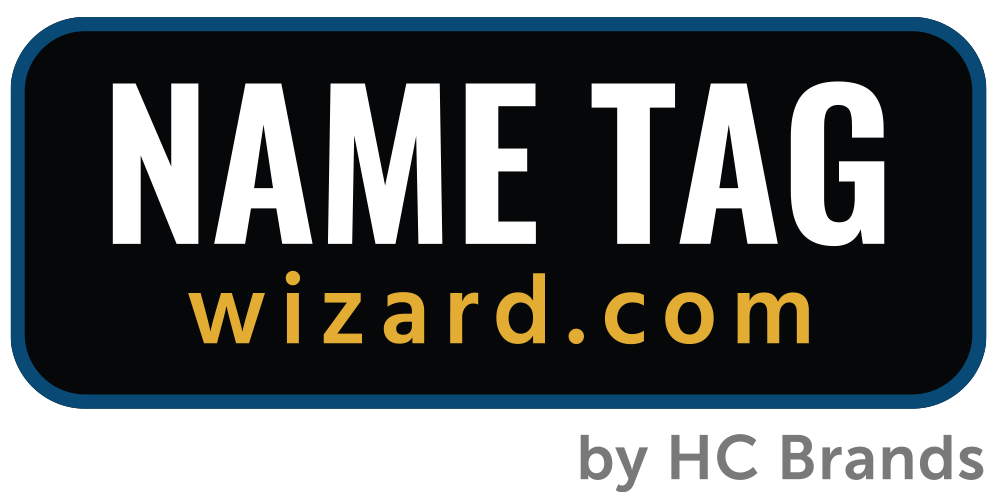 Name Tag Wizard By Hc Brands