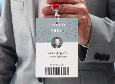 Custom Photo ID Badges
