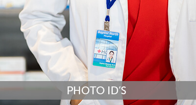 Custom Photo Identification Tags