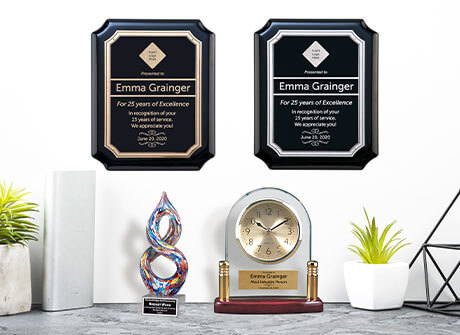Awards & Plaques