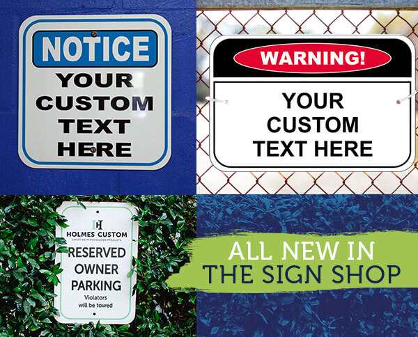 OFFICE & WORKPLACE SIGNS