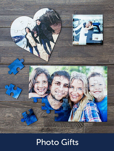 Sublimated Photo Gifts