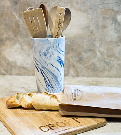 Engraved Wooden Cutting Boards