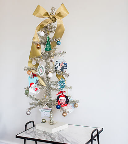 affordable personalized christmas ornaments